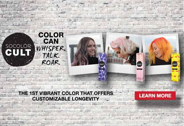 Color Melting: Latest hair trend 2017 mobile ice cream hair
