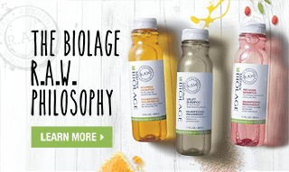 The Biolage R.A.W. philosophie